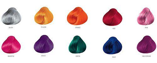 Pravana Chromasilk Vivids Choose From 9 Vivid Colors Permanent Hair Dye Best Hair Dye Dyed Hair