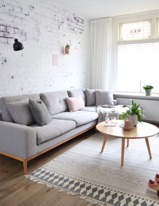 Get a mid century living room just by attending maison objet idée de décoration salon et cannes