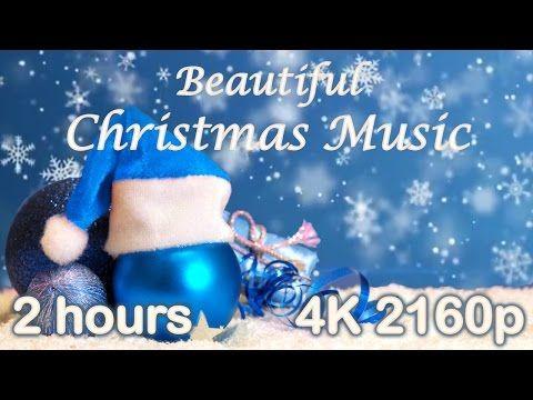 Christmas Music Youtube Playlist.4k Video Christmas Music Playlist Peaceful Piano