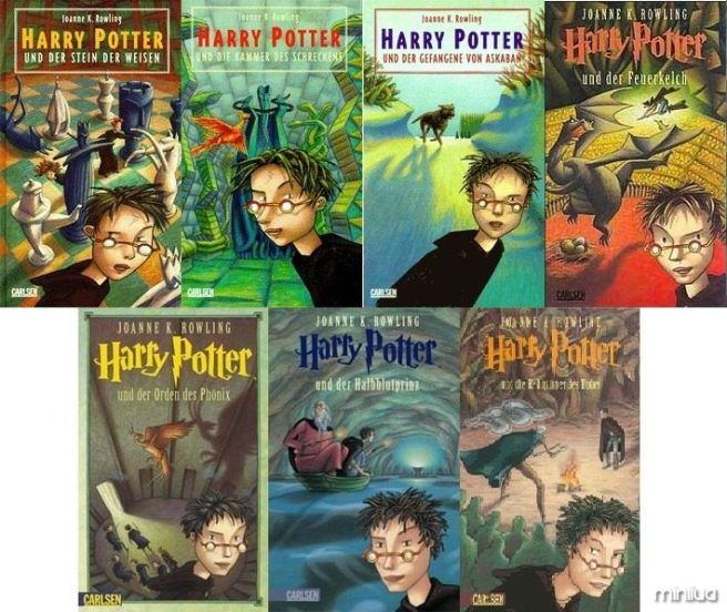 Harry potter covers from around the world which one is your harry potter covers from around the world which one is your favorite fandeluxe Images