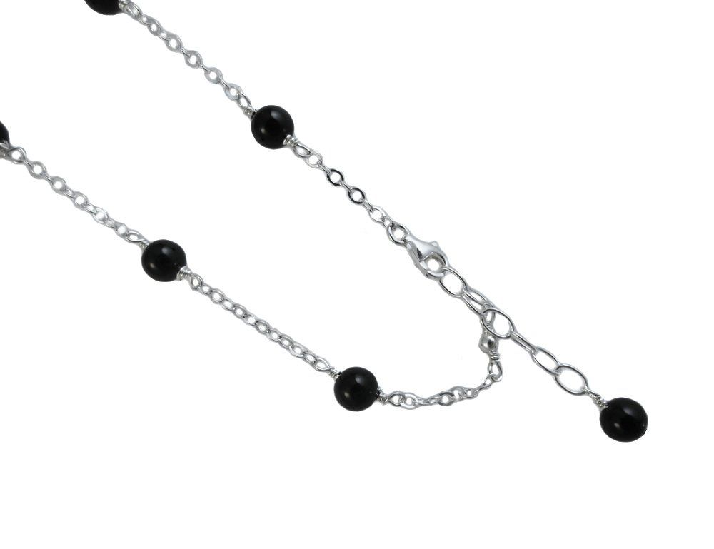l inch and silver hinds jewellers gold jewellery anklet f wide chain chains belcher