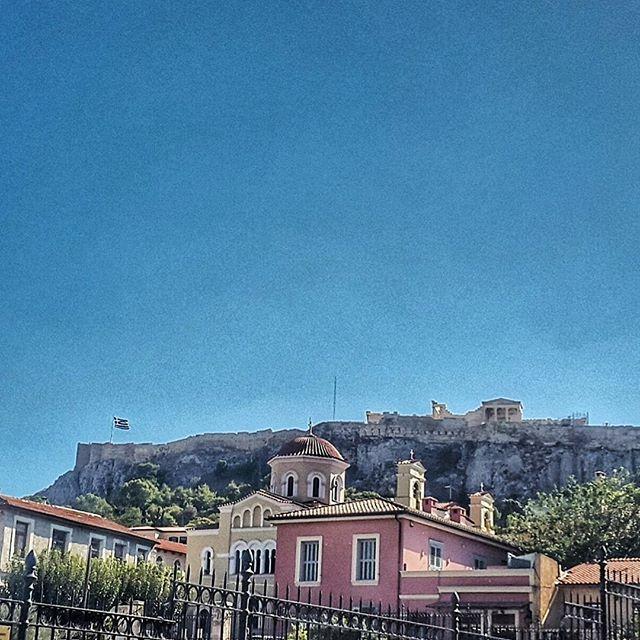 L' acropol d' Athènes ____ Athens, Greece (by Kat d' Athènes)