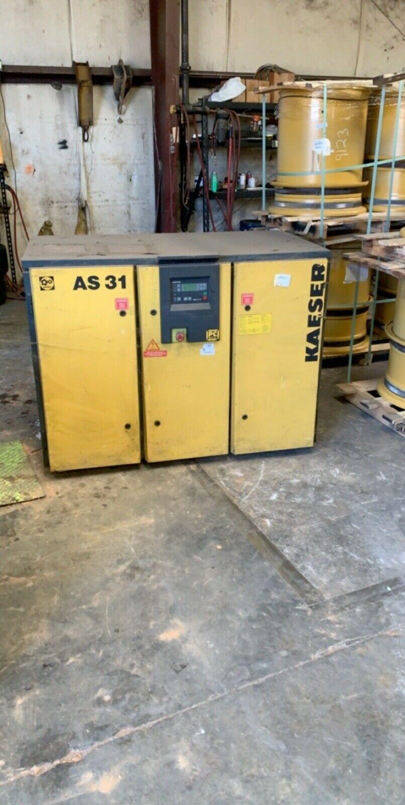 Kaeser Compressor Locker storage, Air compressor, Storage