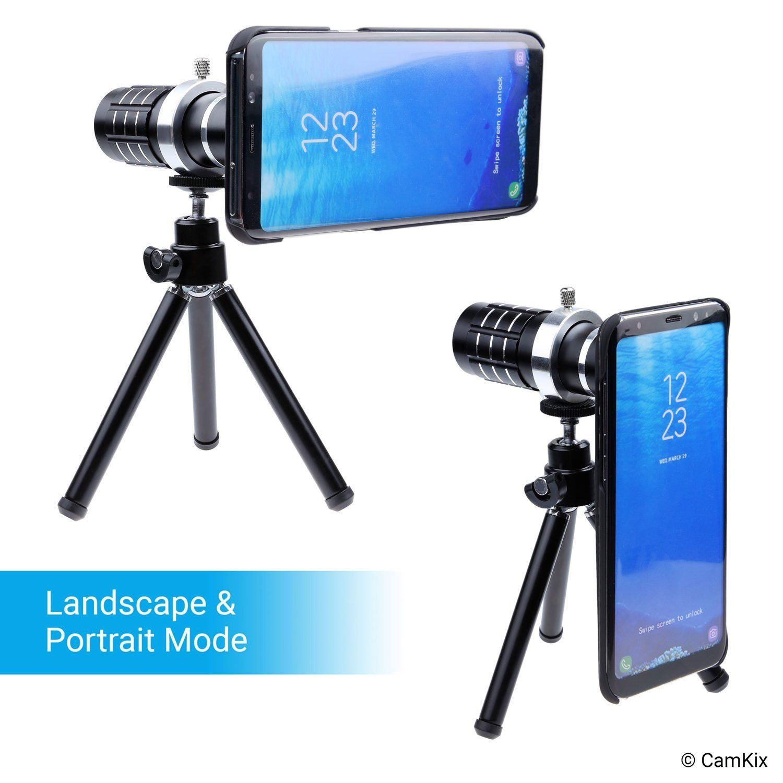 Amazon com: CamKix Lens Kit for Samsung Galaxy S8 and S8