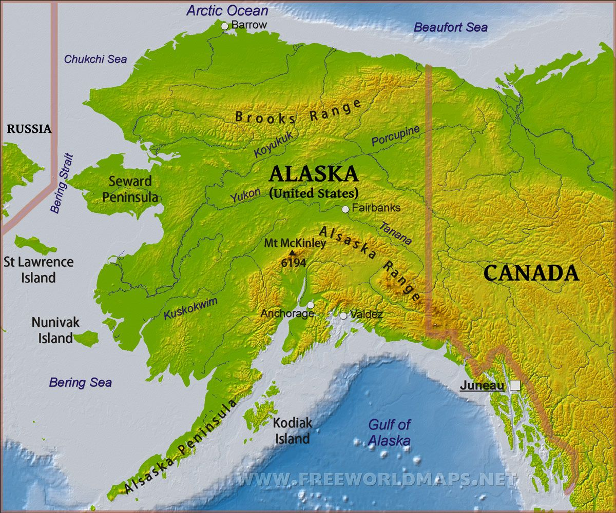 Best Image Of Diagram Us Map Outline With Alaska And Hawaii United States Map With