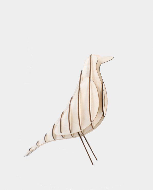 Diy Holzvogel Birdy Jetzt Online Kaufen Satamo De Birdy Birke Holz Holz