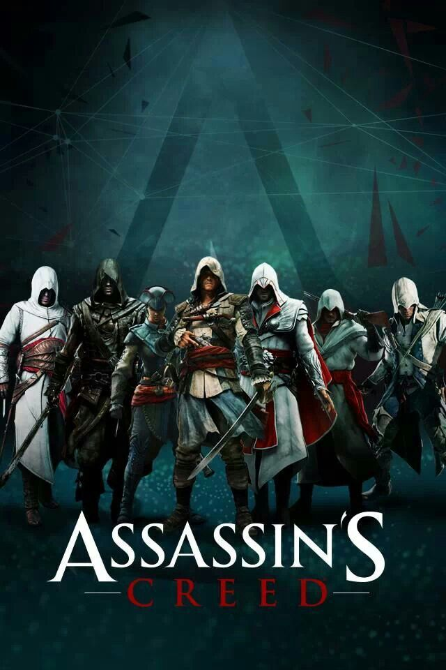 <3 Assassin's Creed