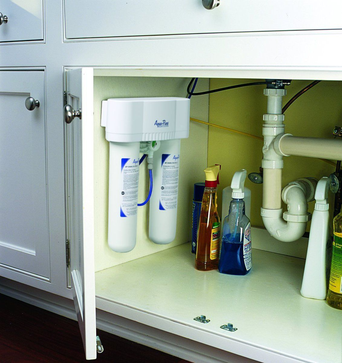 3m Aqua Pure Under Sink Water Filtration System Key Points