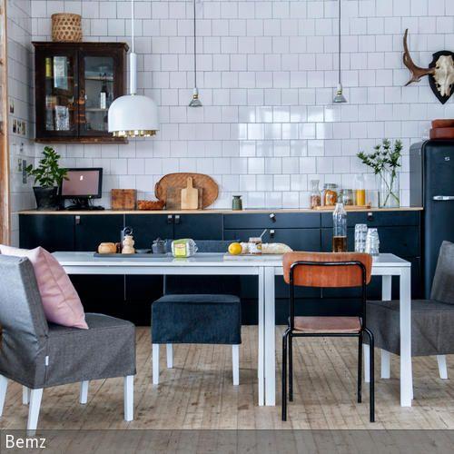 Küche mit Essbereich - ikea küchen planen