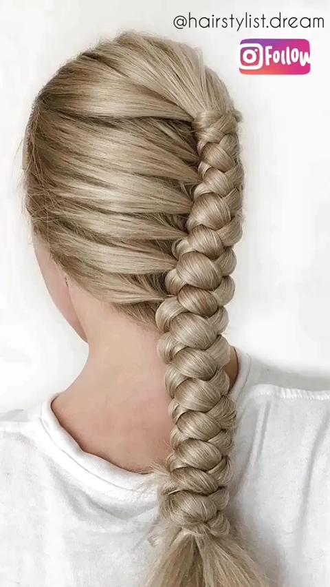 round braid tutorial