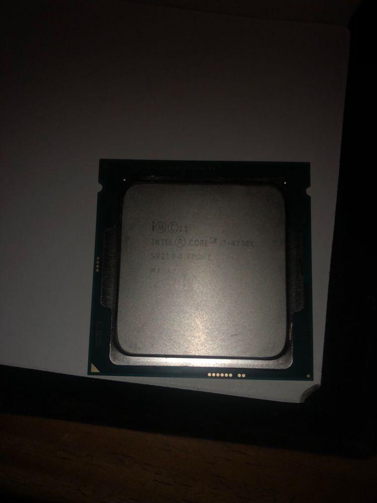 Intel i7-4790k cpu 4GHz Quad-core   eGaming Forums   Cpu socket