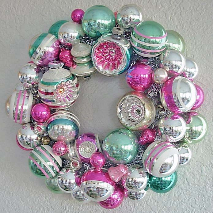 Red Turquoise Not Just For Holiday Decor: SOOO PRETTY! We Are Decorating Our Tree In Pink And Aqua