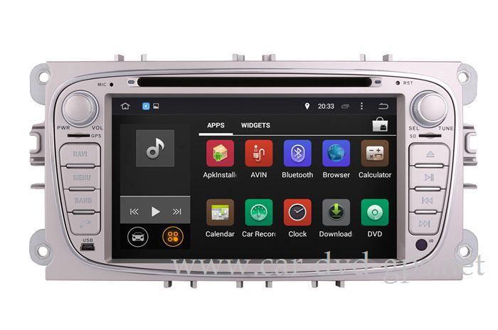 Android Car Dvd Player For Ford Focus With Gps Navigation Radio