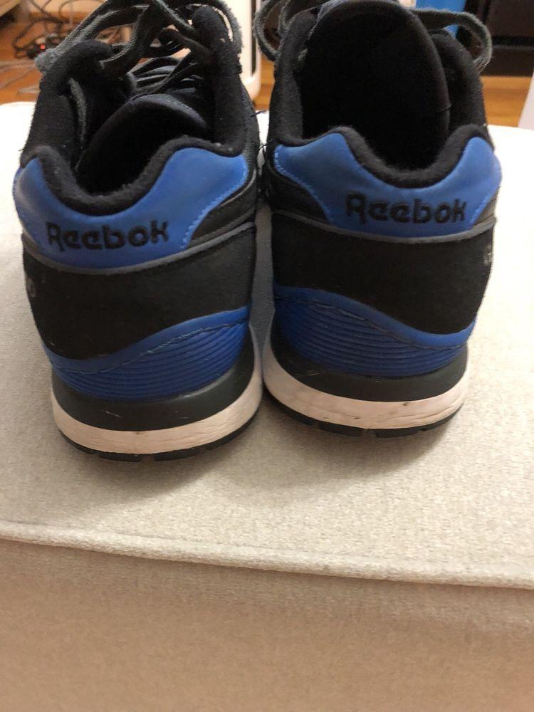 ef0f0712187 REEBOK GL 6000 ATHLETIC (GRAVEL   BLACK   BLUE   WHITE)  fashion  clothing   shoes  accessories  mensshoes  athleticshoes (ebay link)