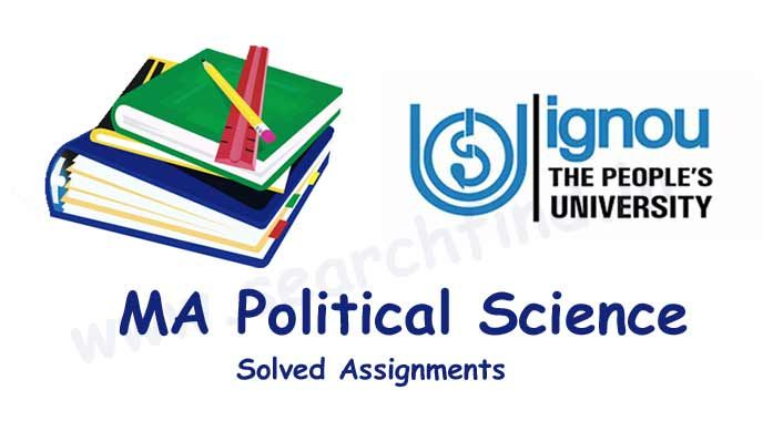 Ignou Solved Assignments 2017-18 Front Page Status Guidelines