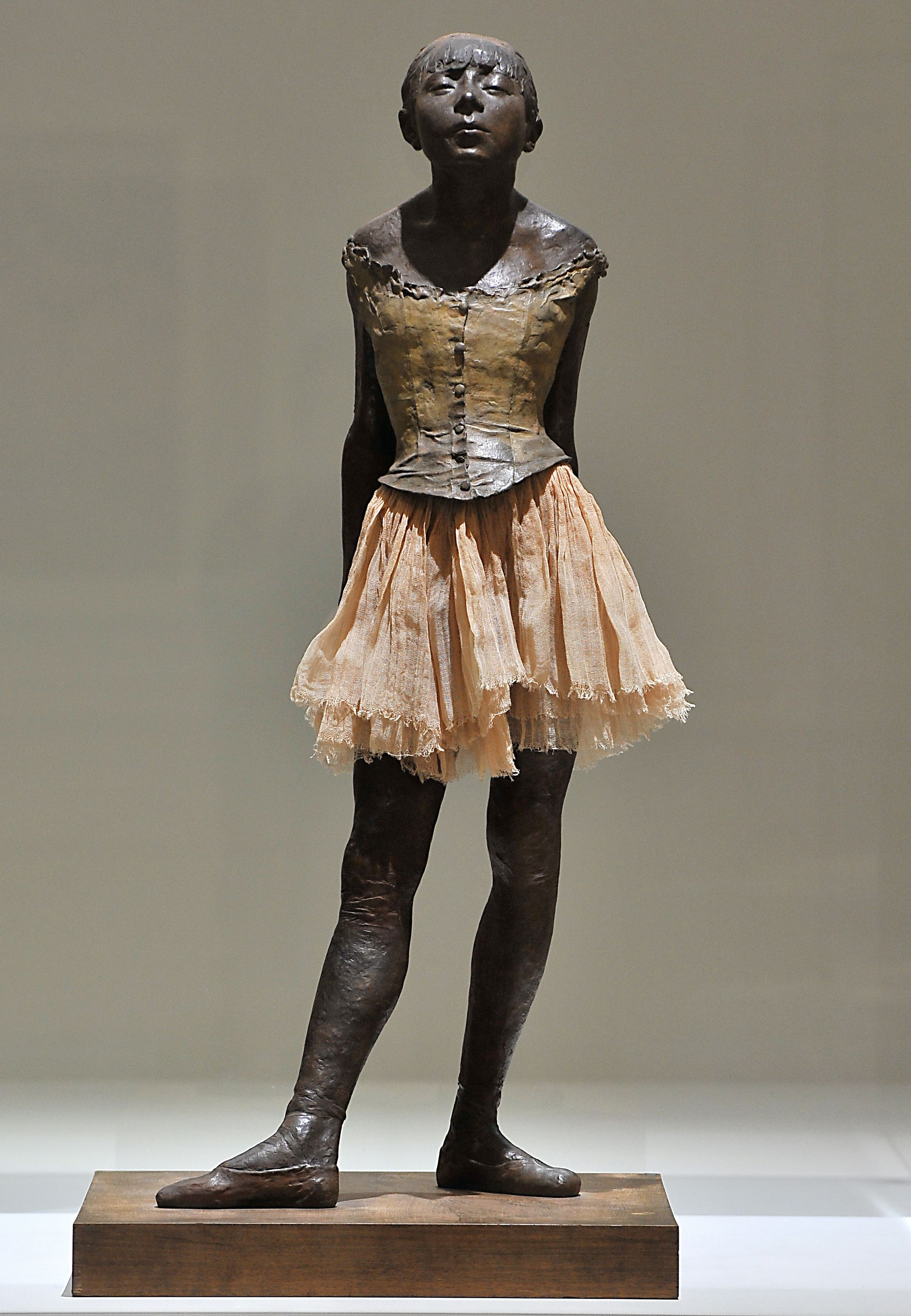 degas ballerina sculpture - HD 2048×2958