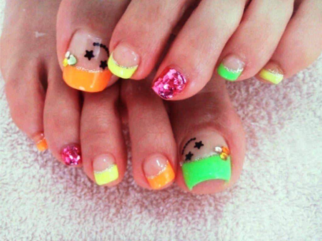 Summer Nail Art 2013 Nails Pinterest Summer Nail Art Nails
