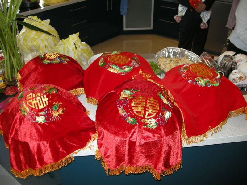 Vietnamese Chinese Wedding Tradition Gifts Traditional Weddings