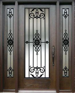 entry doors | ... Exterior Doors, Steel Exterior Doors, Fiberglass ...