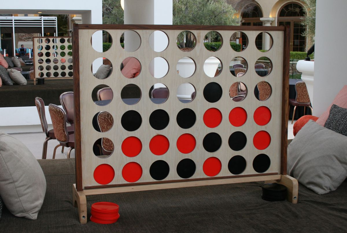 giant connect 4 game - Google Search