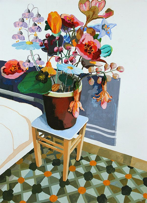 Erik Mattijssen. #Floral #botanical #art