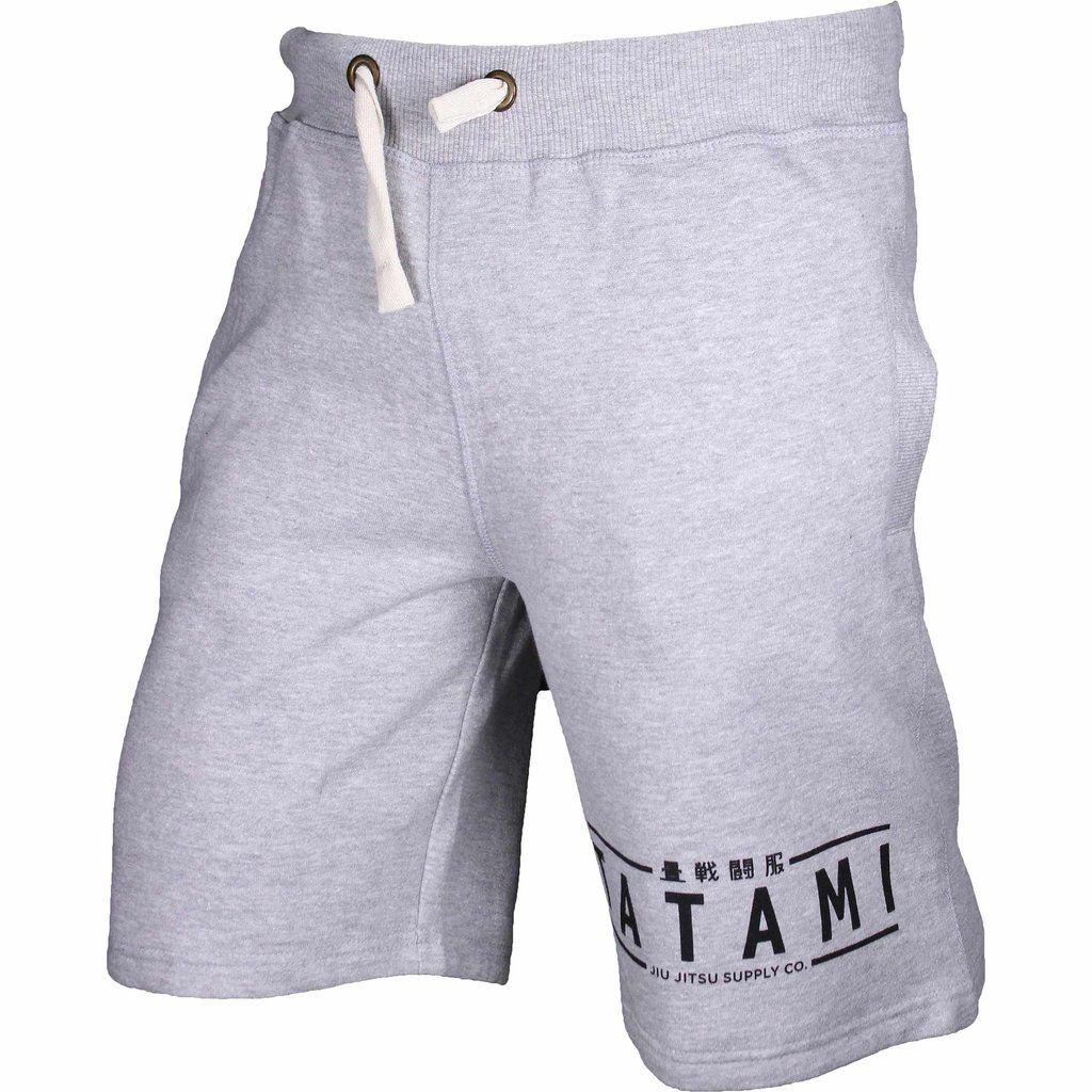 Tatami Jiu Jitsu Supply Co Shorts - Grey