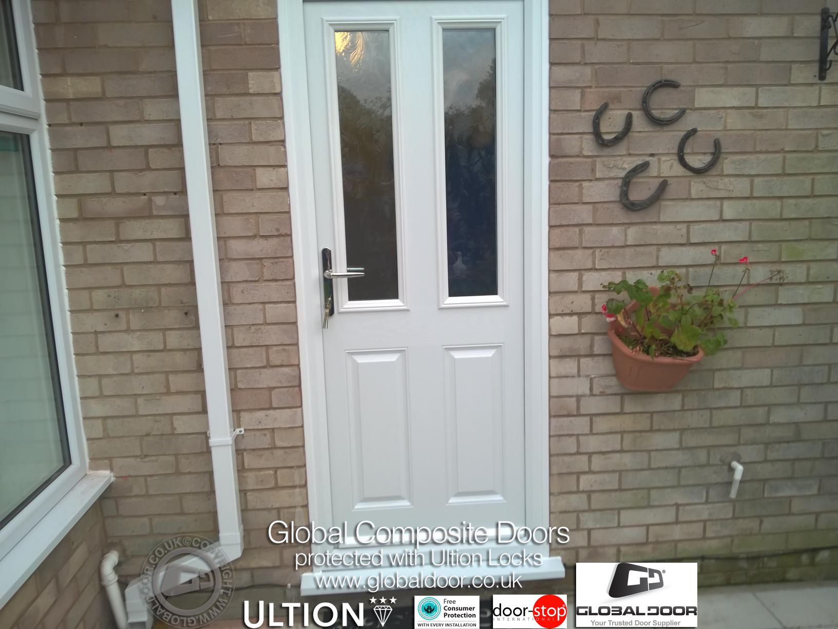 Looking For The Perfect Composite Door Frame For Your Home The Look No Further Than Global Door Available Composite Door Composite Front Door Door Frame