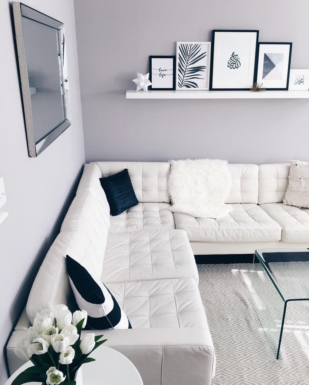 Miraculous Ikea Landskrona Sectional Sofa In 2019 Living Room Sofa Inzonedesignstudio Interior Chair Design Inzonedesignstudiocom