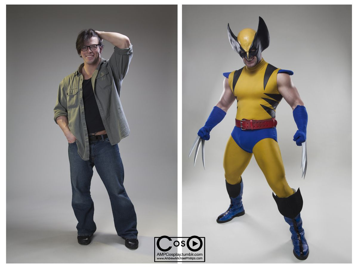 Wolverine Cosplay | Marvel (And Those Other Guys) | Pinterest ...