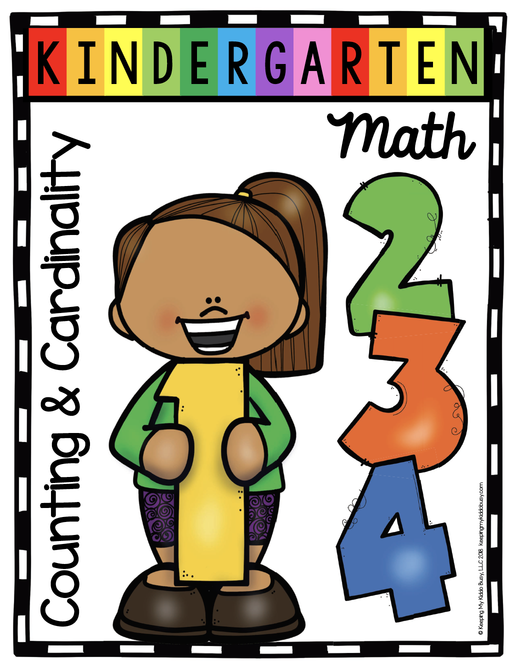Counting And Cardinality Freebies In