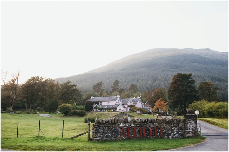 Monachlye Mhor Hotel In Balquhidder Scotland Beautiful Lochside Wedding Venue The Heart Of Trossachs Central Perfect Place For Your