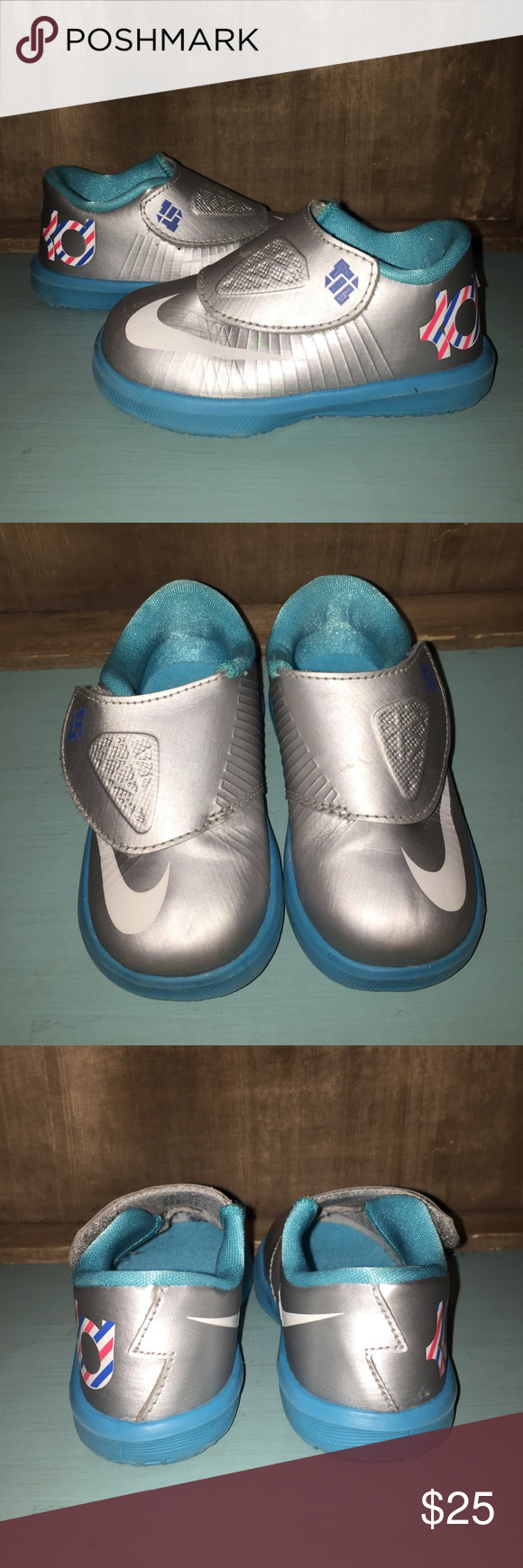 2d1d49b17791 Nike KD (Kevin Durant) Perfect condition! They come from a smoke free