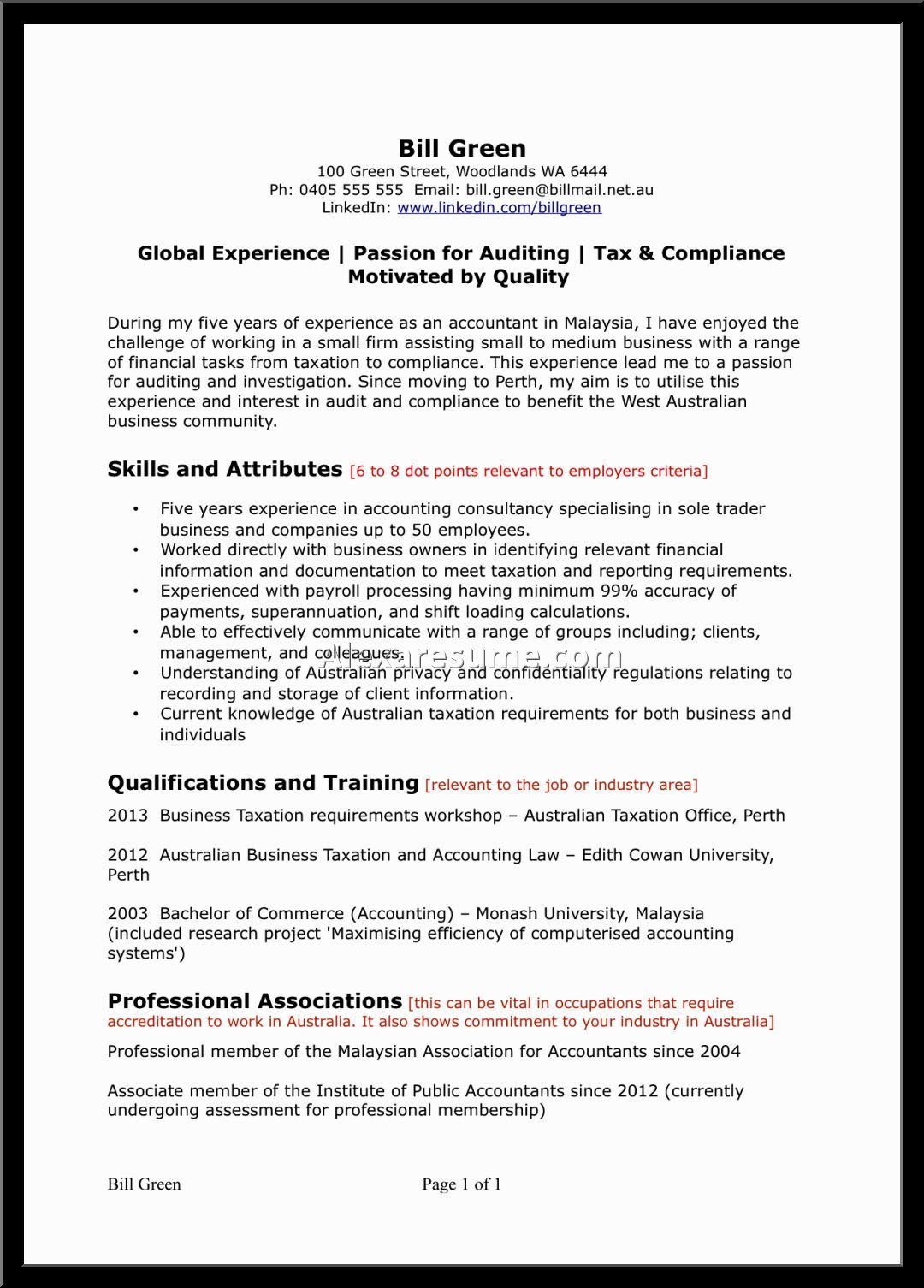 Skills Based Resume Template Skills Based Resume Template Microsoft Word Bryan Bergholz Calais