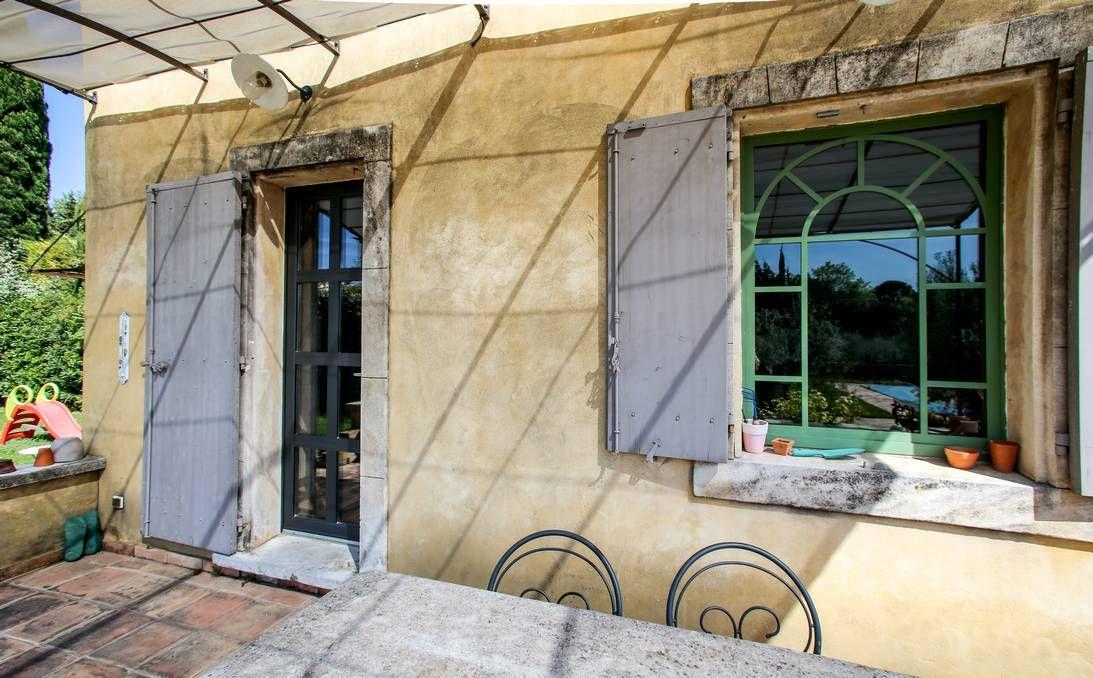 porte fenetre alu Réalisations  les portes d\u0027entrée Pinterest - Peinture Porte Et Fenetre