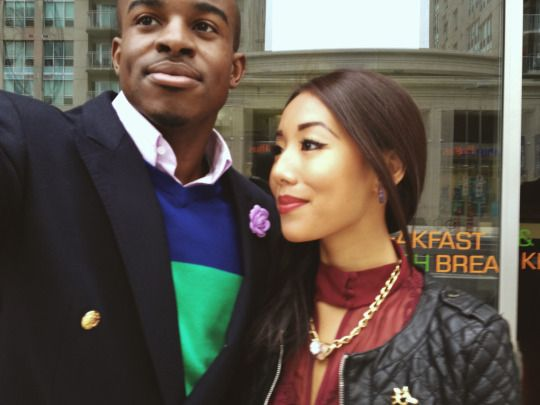 Asian Girl Black Men