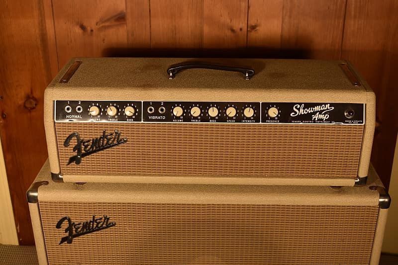 Fender Showman 1961 Brownface | Avenue N Guitars | Reverb #fenderguitars
