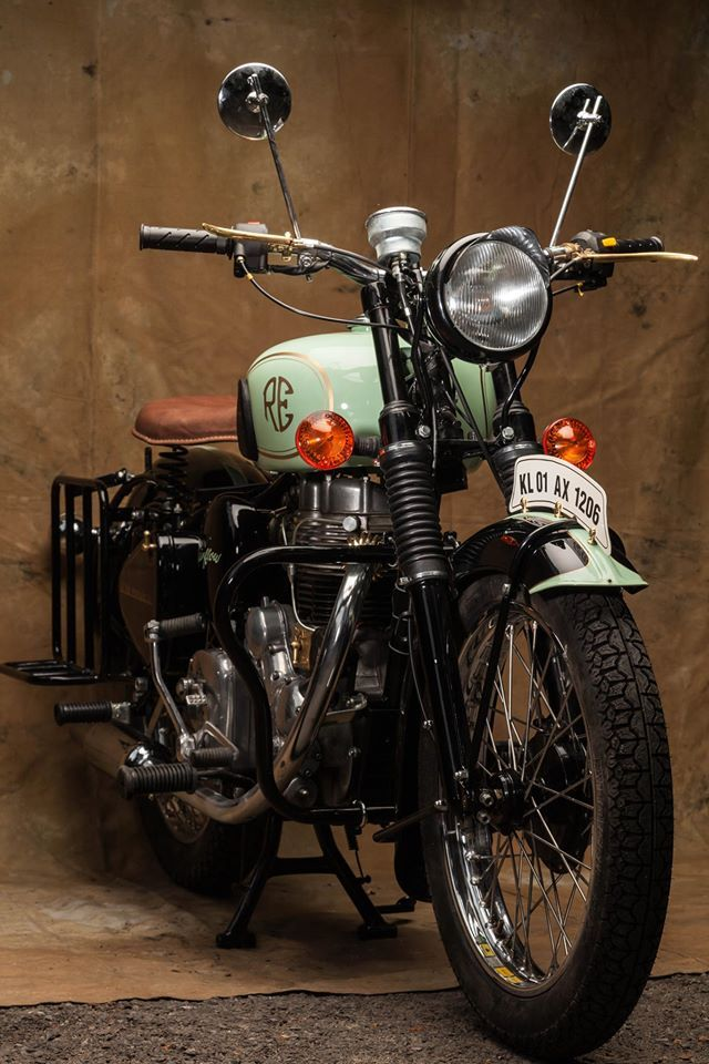 OLD Delhi Motorcycles   Royal Enfield + Motorcycles   Royal