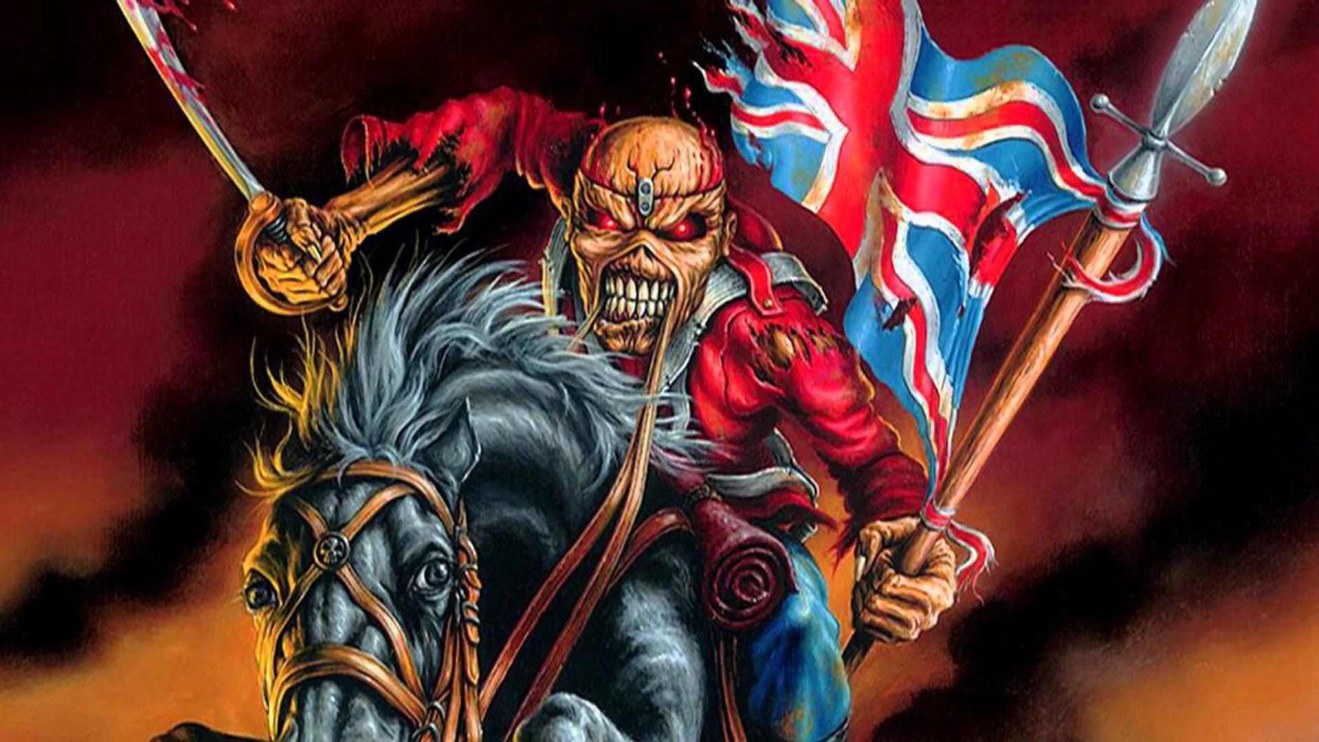 Iron Maiden Eddie Ed Hunter Eddie The Head Ironmaiden Eddie Edhunter Eddiethehead Ironmaideneddie Met Iron Maiden Eddie Eddie The Head Iron Maiden