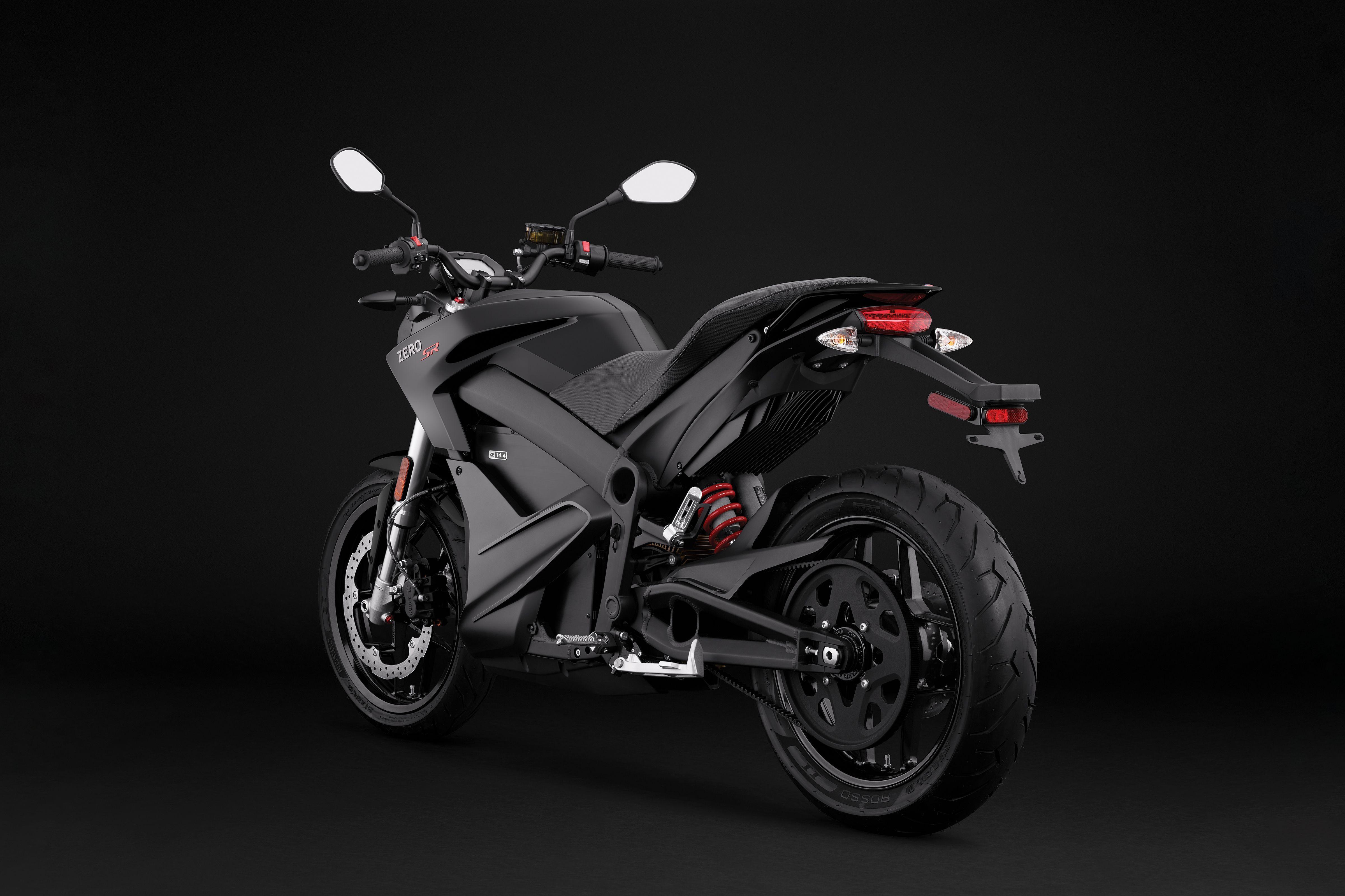 2019 Zero Sr Zero Motorcycles Electric Motorcycle Electric
