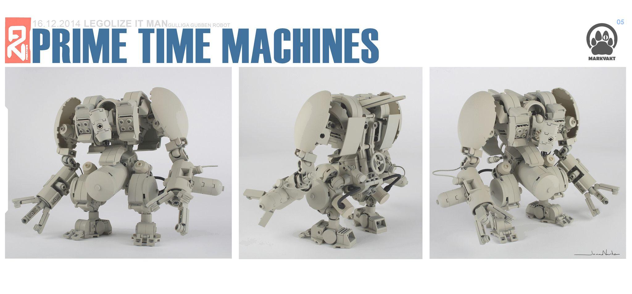 prime_time_01 by LEGOLIZE IT MAN
