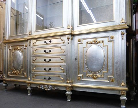Luxury Classic Italian Colombo Giulio Mobili D Arte E Salotti End