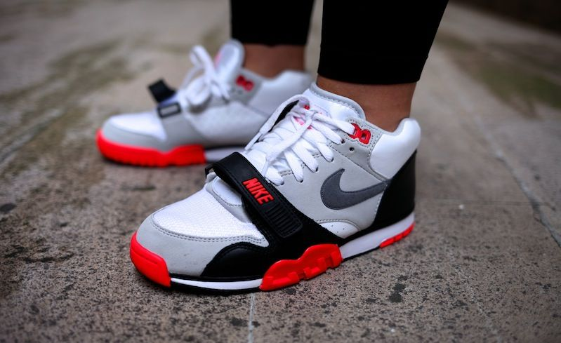 Nike Air Trainer 1 Infrared | My Guilty Pleasures in 2019 | Sneakers ...