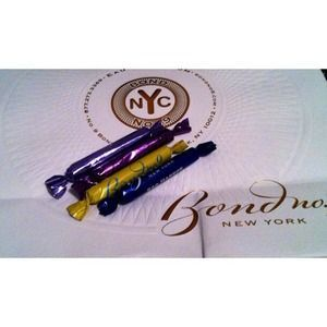I just added this to my closet on Poshmark: Authentic Bond No. 9 - samples. Price: $22 Size: 1.7 ml