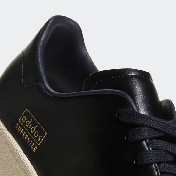 Superstar 80s Clean Shoes Black CQ2171