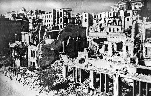 Hero City of Sevastopol. May 1944