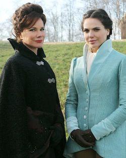 Cora & Regina