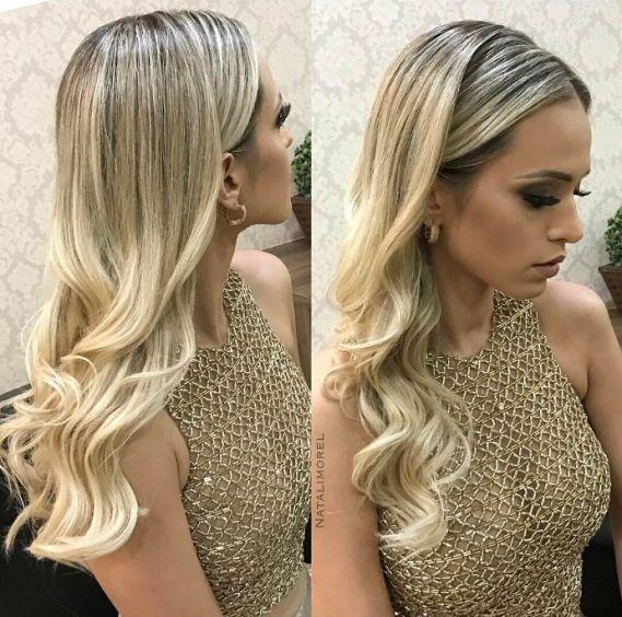 12 Penteados De Festa Para Usar Em 2018 Hair Penteado