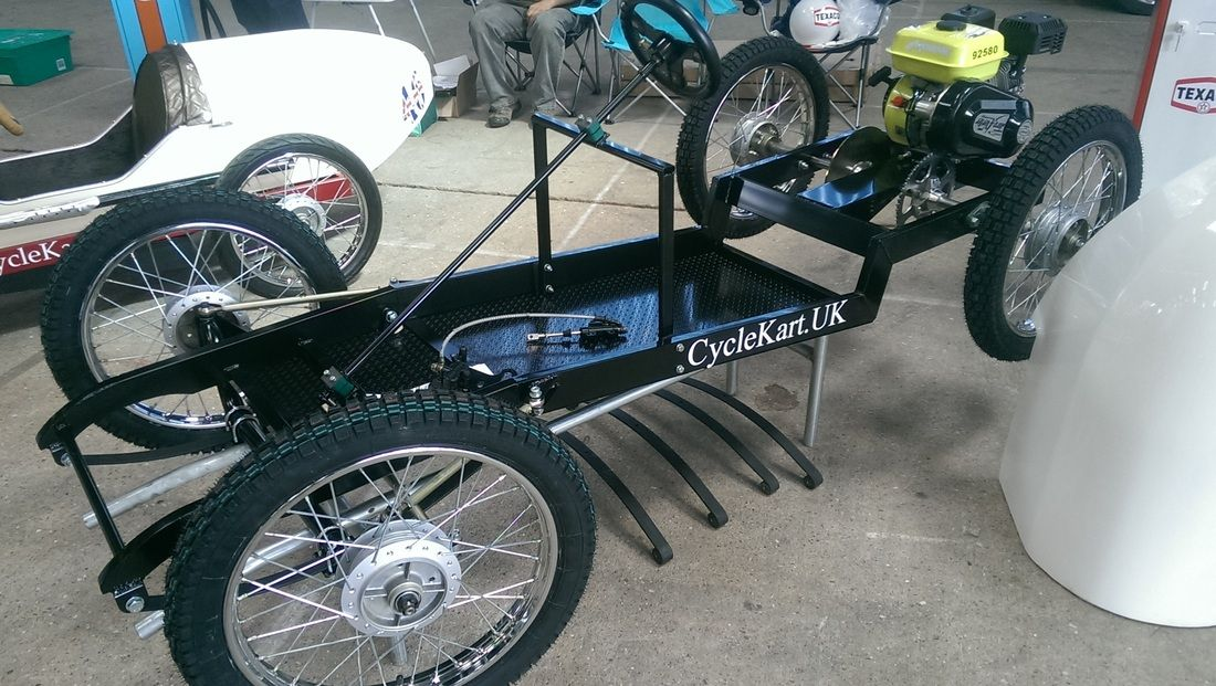 If you are building your own CycleKart here are some parts which may ...
