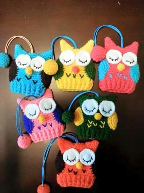 Pin de Claus Piza en Crochet | Pinterest | Llaveros, Ganchillo y ...